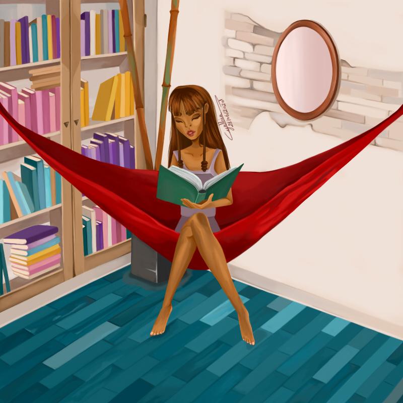 illustration blog de Cynthia Artstudio