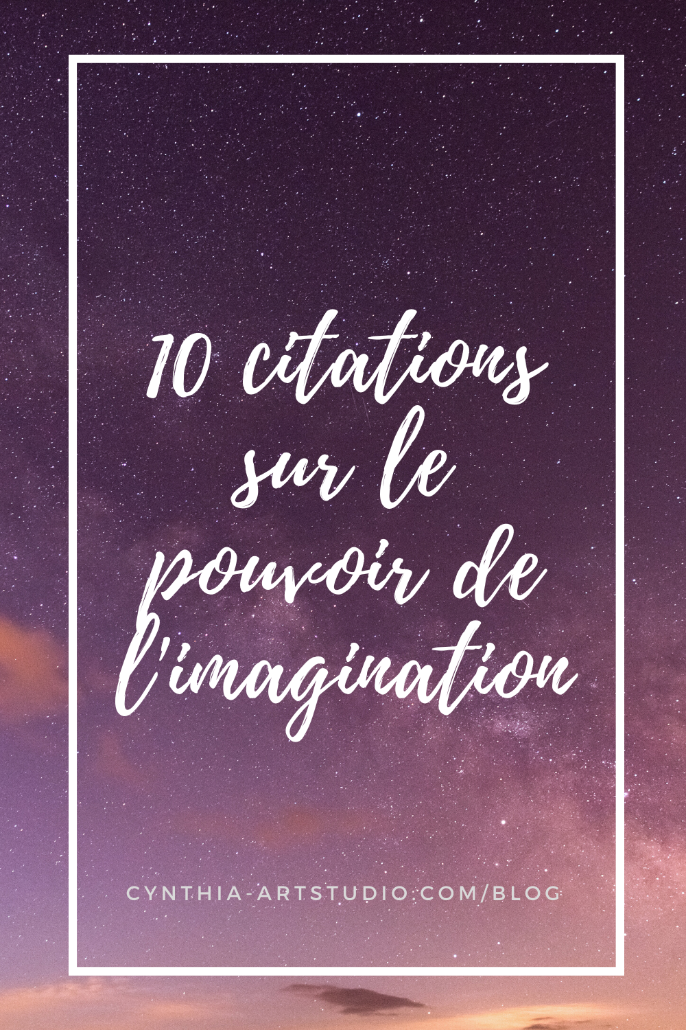 citations sur l'imagination