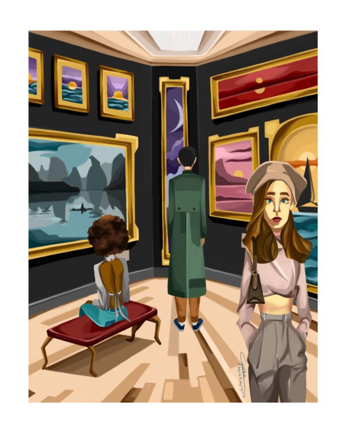 art print museum Cynthia Artstudio