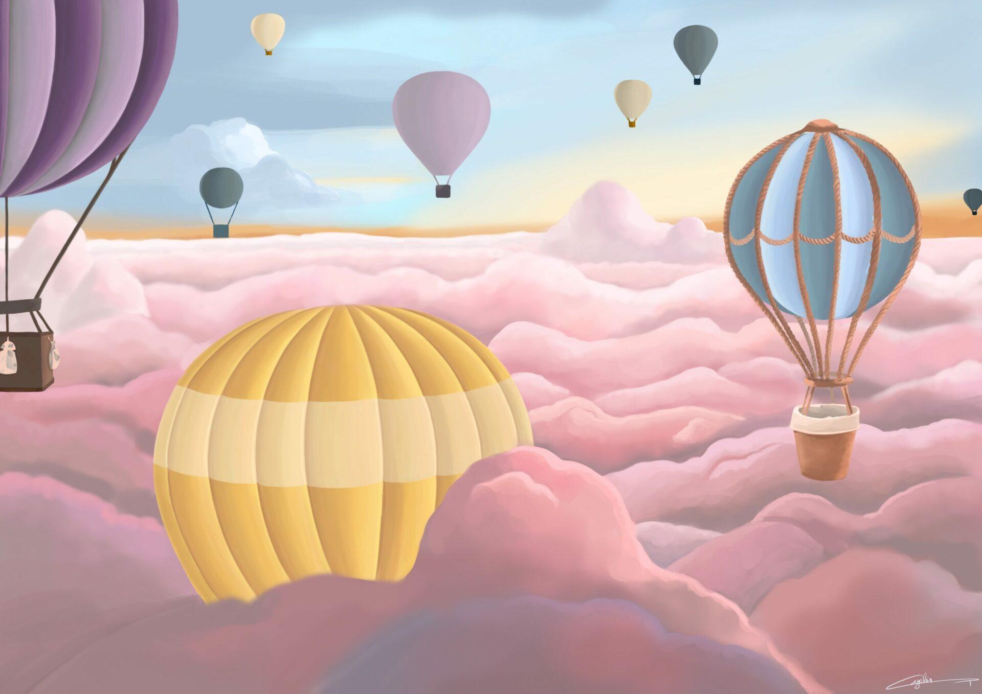Cynthia Artstudio illustration illustratrice de l'imaginaire