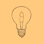 Ampoule icône de Cynthia Artstudio